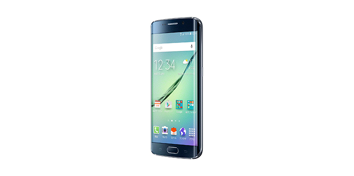 Galaxy S6 edge SCV31 64GB