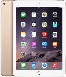 iPadAir2 cellular 128GB