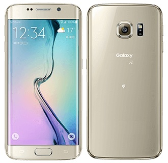 Galaxy S6 edge 404SC 64GB